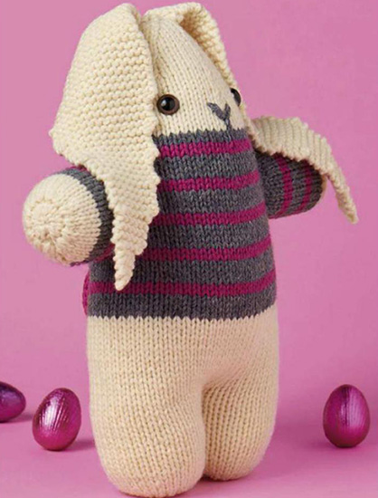 Bunny Toy knitting pattern