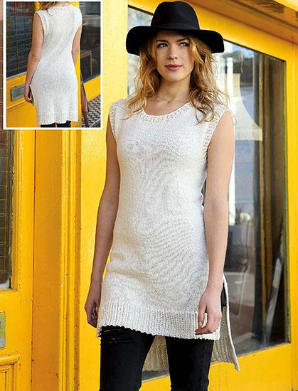 Free Dresses And Tunics Knitting Patterns
