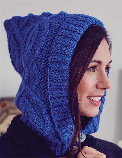Knitting Patterns Scarves And Hats : Free Scarves And Hats Knitting Patterns