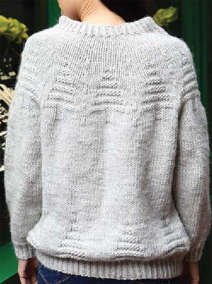 Yoke sweater knitting pattern bankloansurffo Images