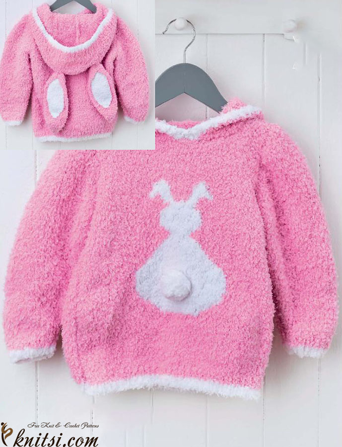 Knitting Patterns Childrens Jumpers : Children jumper knitting pattern