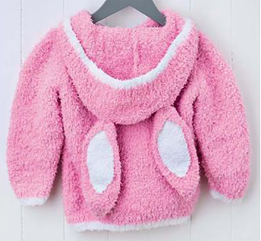 Children jumper knitting pattern