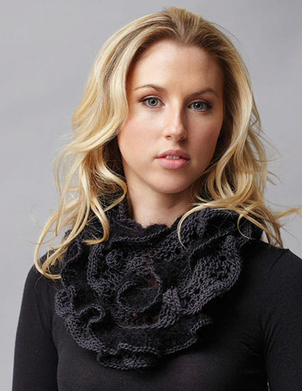 Scarf knitting pattern free