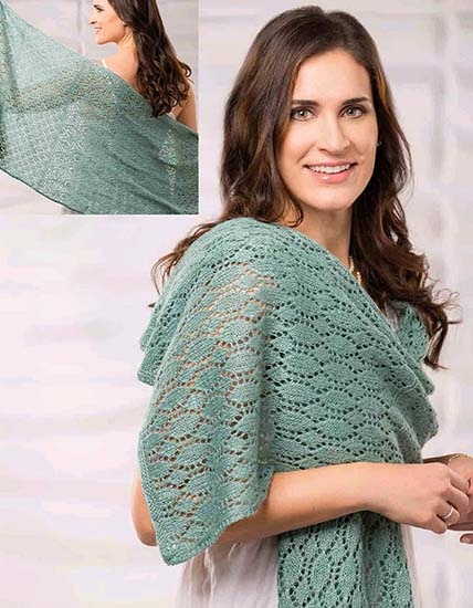 Wrap knitting pattern free