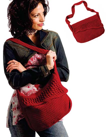 Bag crochet pattern free