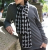 Crochet scarf for men or women