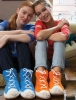 Crochet slipper socks