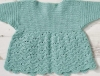 Jacket crochet pattern free