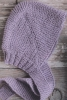 Bonnets knitting patterns free