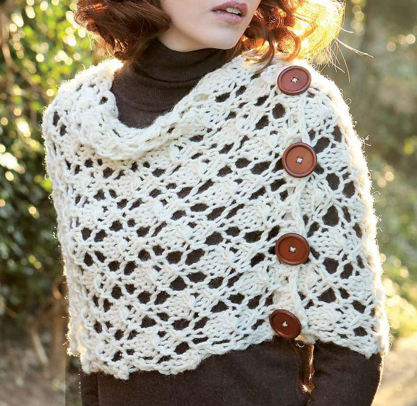 Snood And Scarf Knitting Patterns