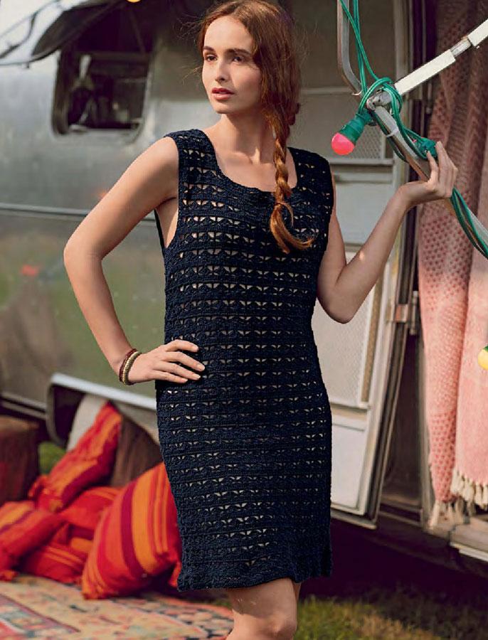 Womens Dress Crochet Pattern Free
