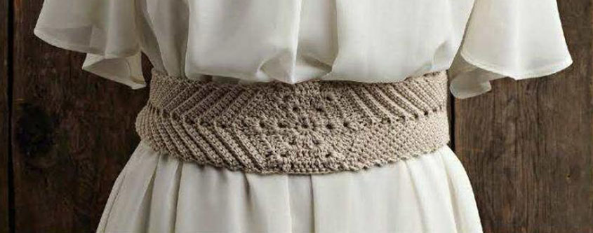 Crochet Belt Pattern