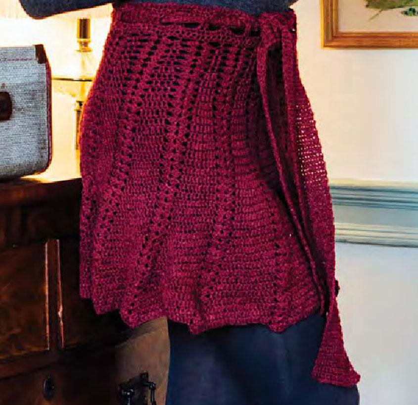 Mini Skirt Crochet Pattern Free