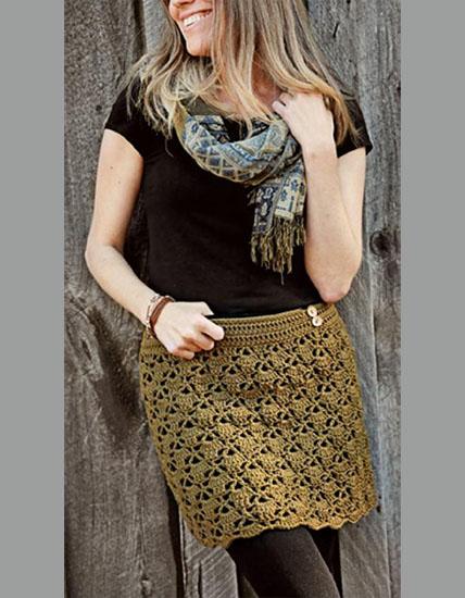 Free Skirts Crochet Patterns