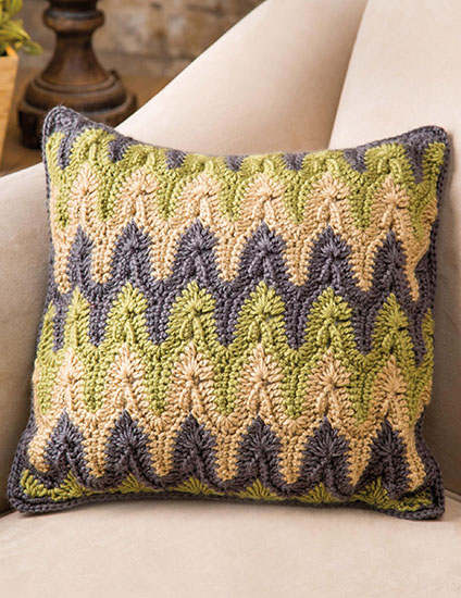 Pillow crochet pattern free