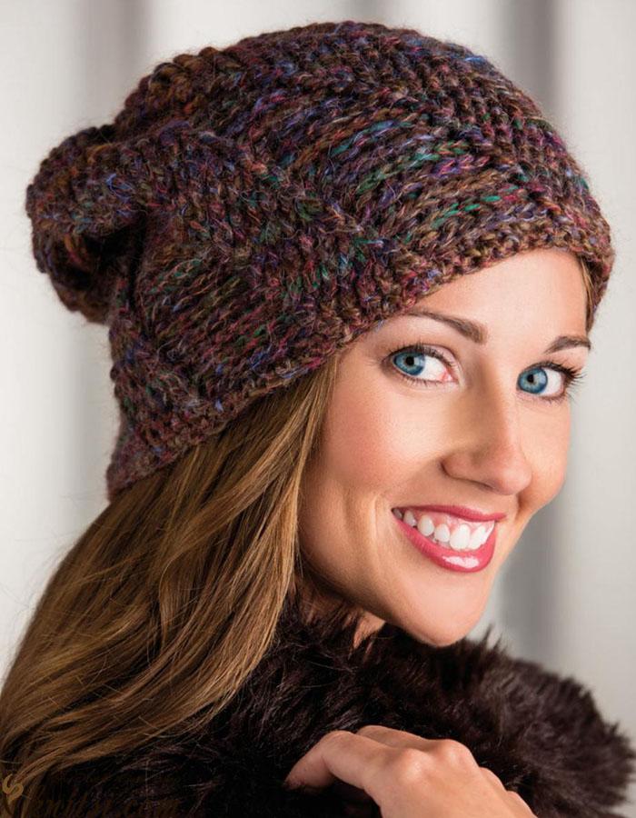 Womens Hat Crochet Pattern