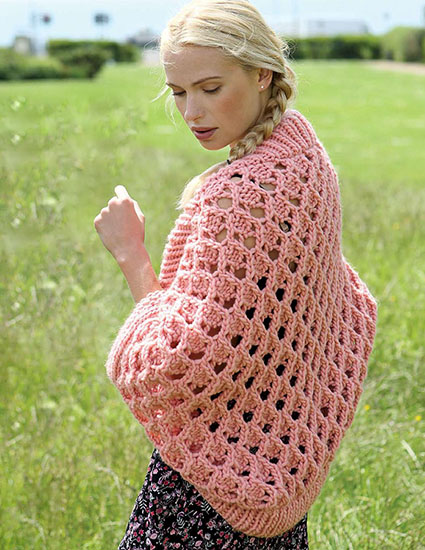 Free Bolero Knitting Patterns