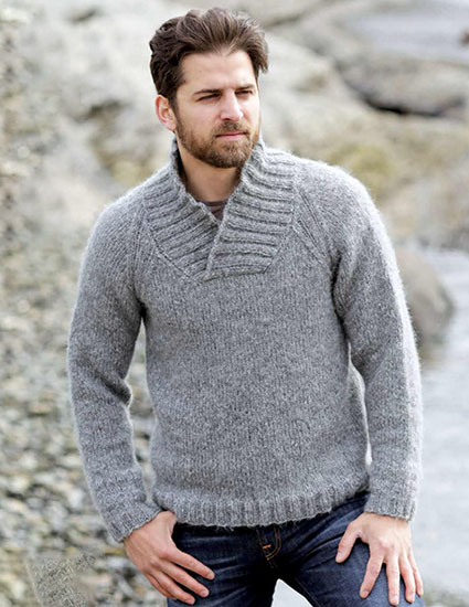 Free Knitting And Crochet Patterns For Men