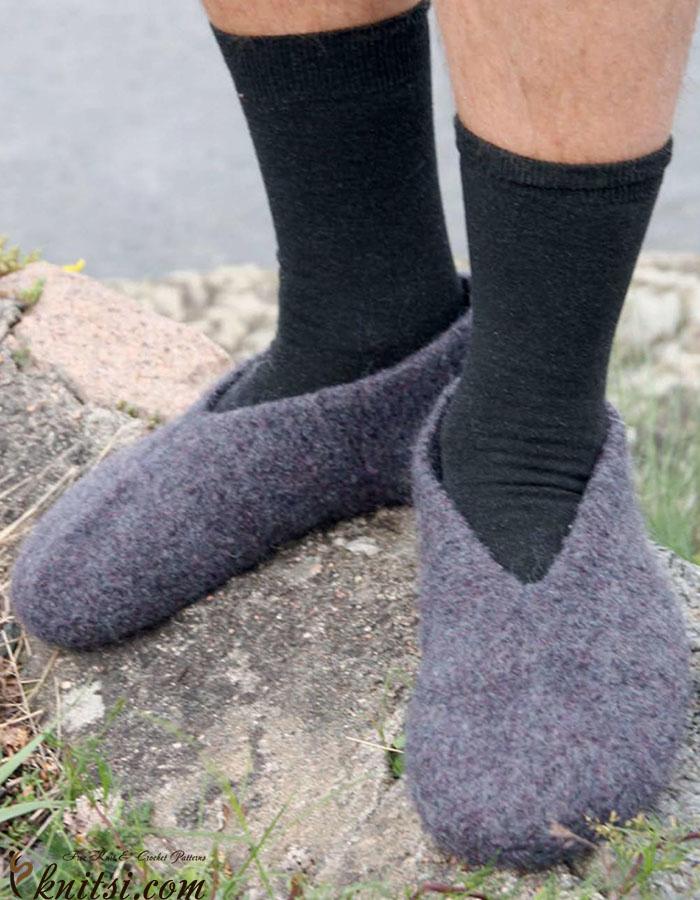 Free Socks Knitting And Crochet Patterns For Men