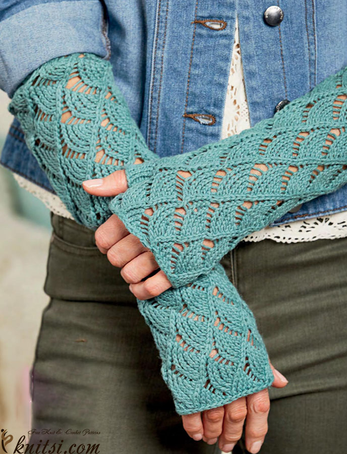 Free Mittens Gloves And Mitts Knitting Patterns