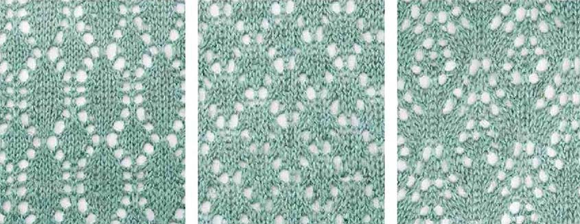 Lace Wrap Knitting Pattern Free