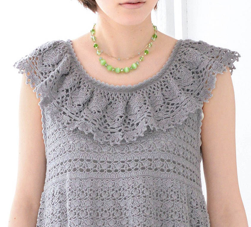 Free Crochet Dress Pattern For Women Gorgeous Crochet Dress Patterns
