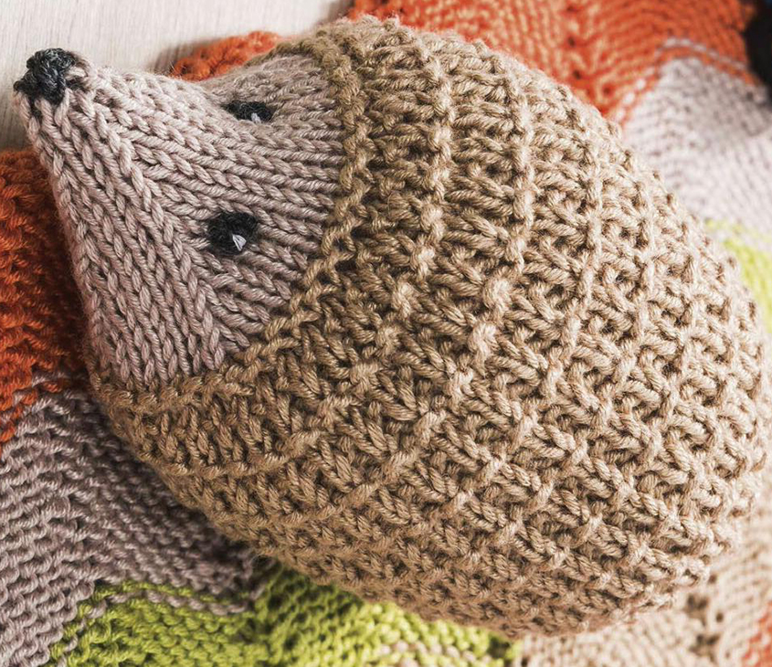 Hedgehog knitting pattern free a72262a5ffc