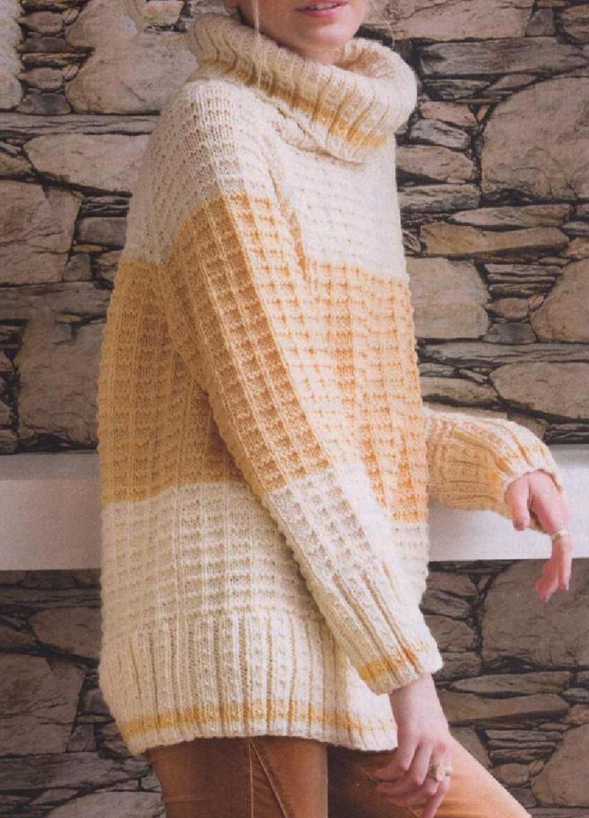 2b9f69888 Oversized turtleneck knitting pattern free