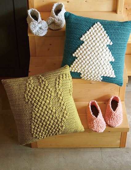 Free Knitting And Crochet Patterns For Home