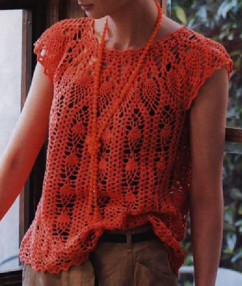 Top crochet pattern free