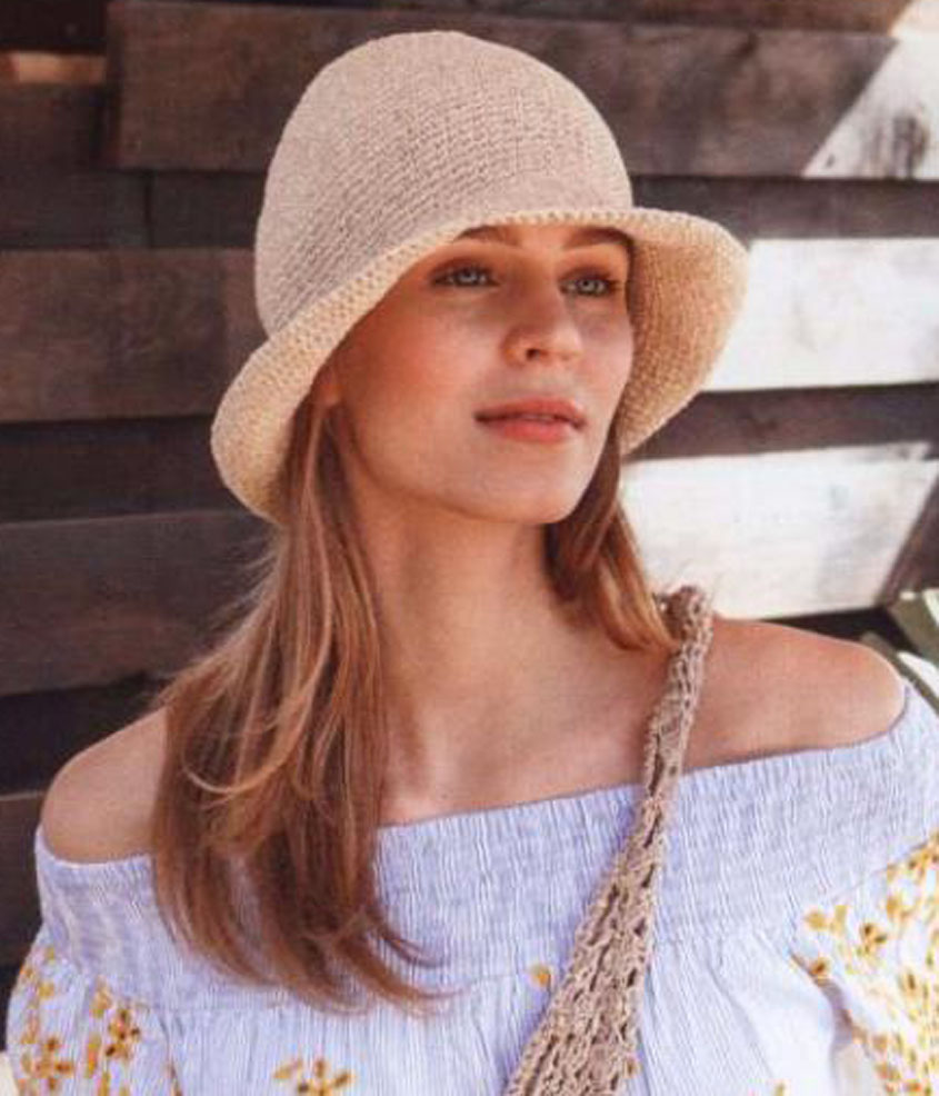 Summer Hat Crochet Pattern Free