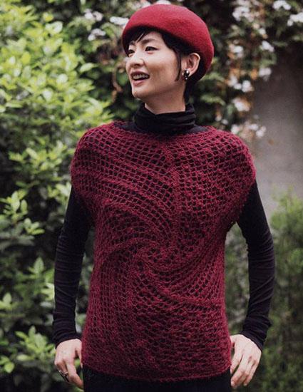 Free Vests Crochet Patterns