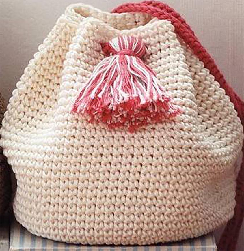 purse - free crochet diagram  knitsi.com