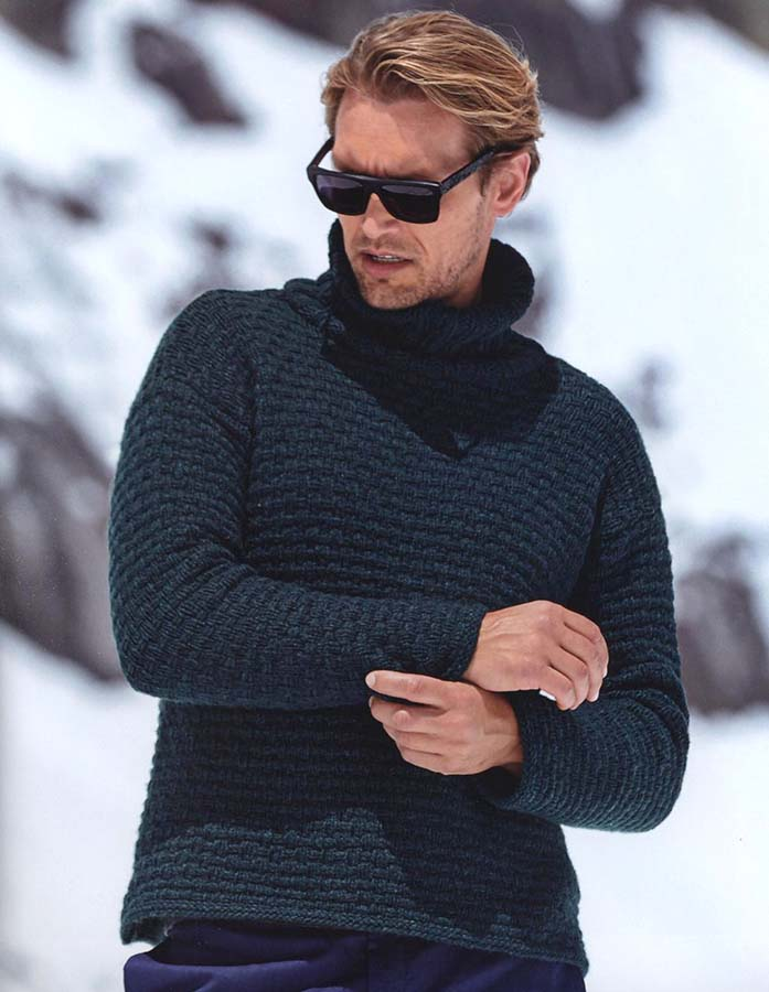 Free knitting pattern pullover
