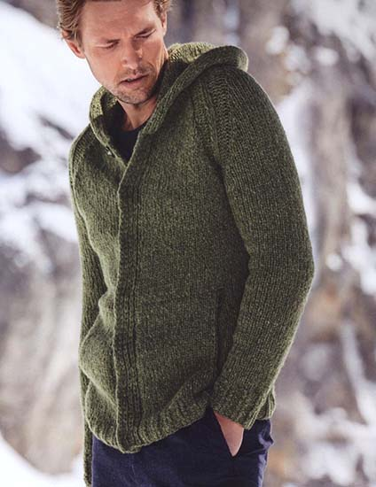 Free knitting pattern jacket