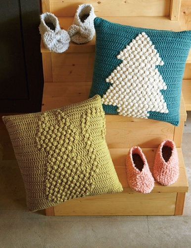 Cushion crochet pattern free