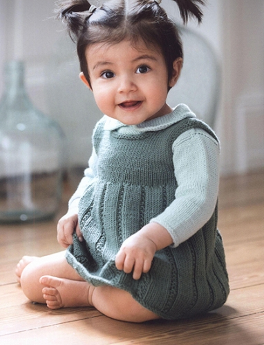 Free knitting patterns for baby