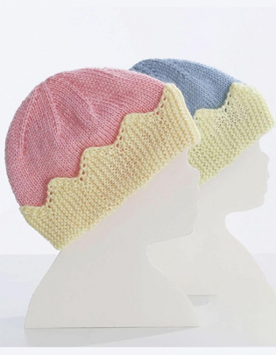 Free knitting pattern hat