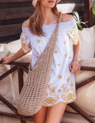 Big crochet pattern free