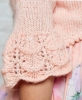 Girls cardigan knitting pattern free
