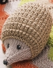Hedgehog knitting pattern