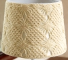 Free crochet pattern lampshade cover