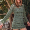 Tunic crochet pattern free