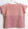 Free knitting pattern sleeveless tee