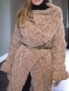 Coat knitting pattern free